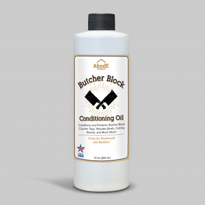 Abode Butcher Block Conditioning Oil