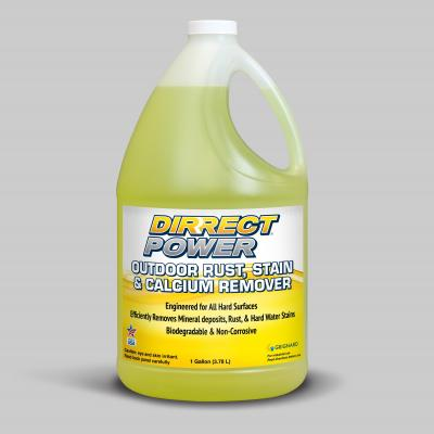 DIRRECT Power™ Outdoor Rust Stain and Calcium Remover