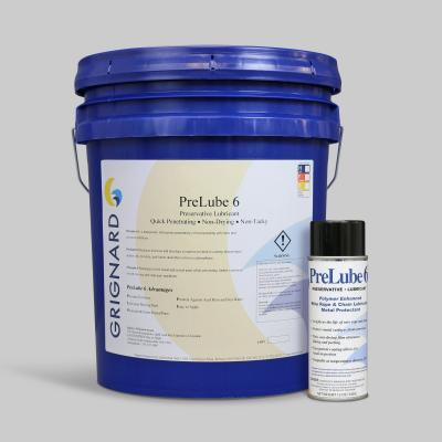 PreLube 6 Wire Rope & Chain Lubricant
