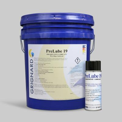 PreLube 19 Wire Rope & Chain Lubricant